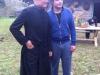 Mario Girotti (Terence Hill) e Riccardo
