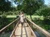 il ponticello di legno