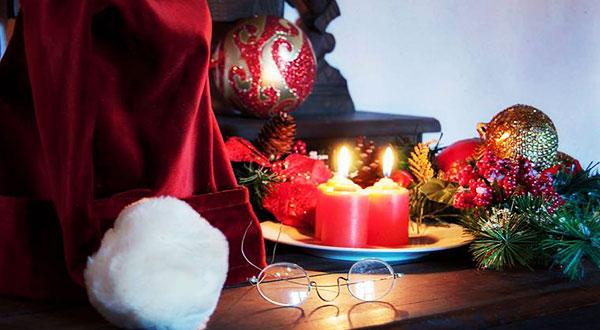 la vera casa di Babbo Natale